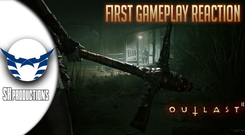 انطباع و ردة فعل علي اول فيديو جيمبلاي من لعبة Outlast 2