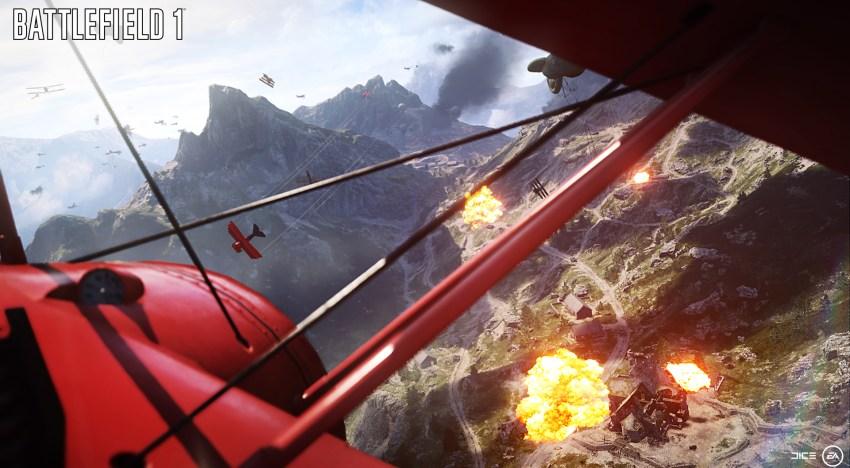 تلميح شركة EA لطبيعة الجزء القادم من Battlefield في سنة 2018