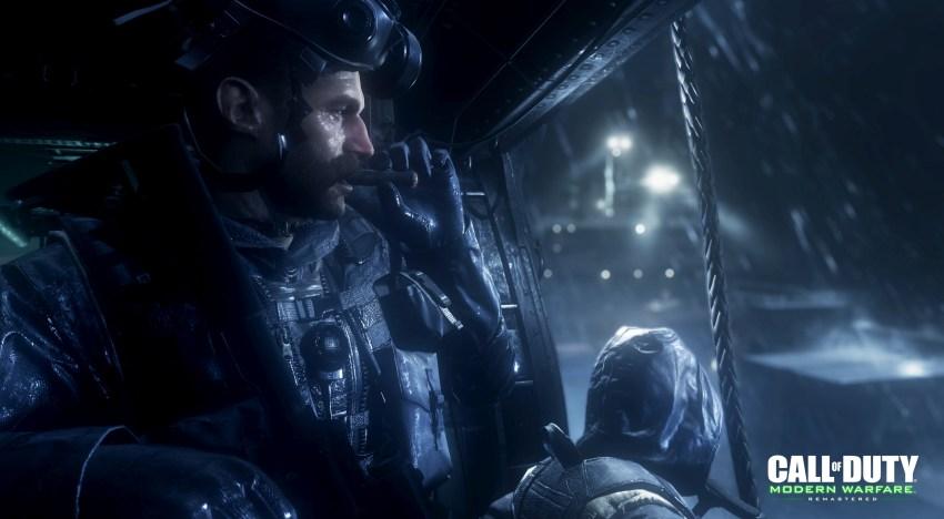 فيديو جديد لاستعراض لقطات من القصة في Call of Duty Modern Wafare Rematser