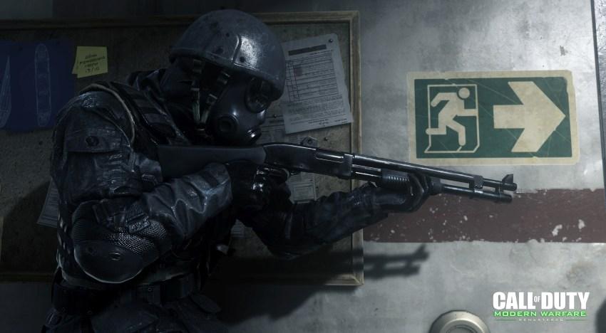 امتلاك Infinite Warfare ضروري لتشغيل Modern Warfare Remaster