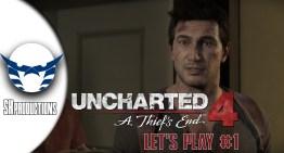 فيديو : اول ساعتين لعب من Uncharted 4 – الجزء الاول