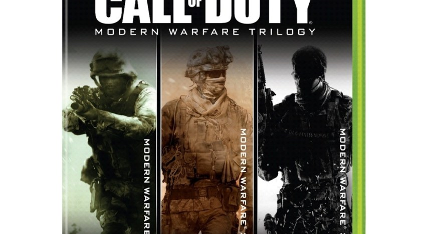 الاعلان عن Call of Duty: Modern Warfare Trilogy