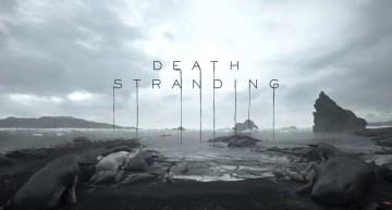 المخرج Hideo Kojima يلمح إلى مشهد جديد من لعبة Death Stranding
