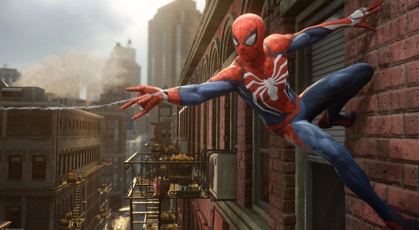 تحديد موعد اصدار لعبة Spider Man اخيرا