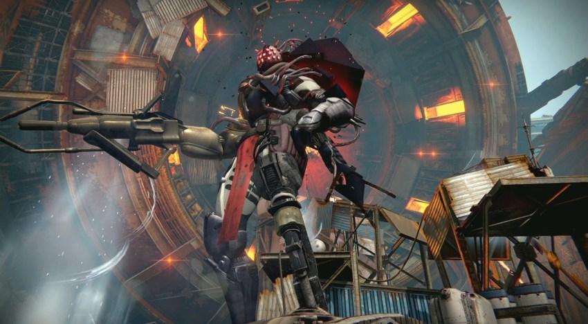 العرض الرسمي لبداية الـRaid الخاصة باضافة Rise of Iron في لعبة Destiny