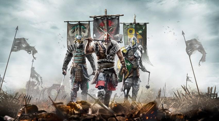 فيديو جديد لـFor Honor بيستعرض مجموعة الـNobushi Samurais