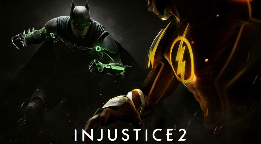 أول عرض Gameplay من Injustice 2
