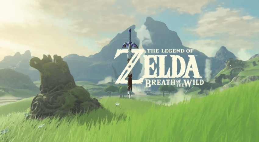 عرض جديد لـThe Legend of Zelda: Breath of the Wild من The Game Awards
