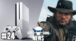 الحلقة 24 من EGN – اخبار جديدة عن الـNeo و Scorpio و فين اعلان Red Dead 2 ؟؟؟