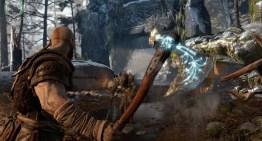 عرض God of War الجديدة كان شغال بشكل كامل علي الـPlaystation 4 العادي
