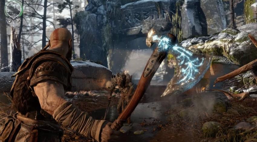 من المحتمل اضافة Multiplayer للعبة God of War الجديدة