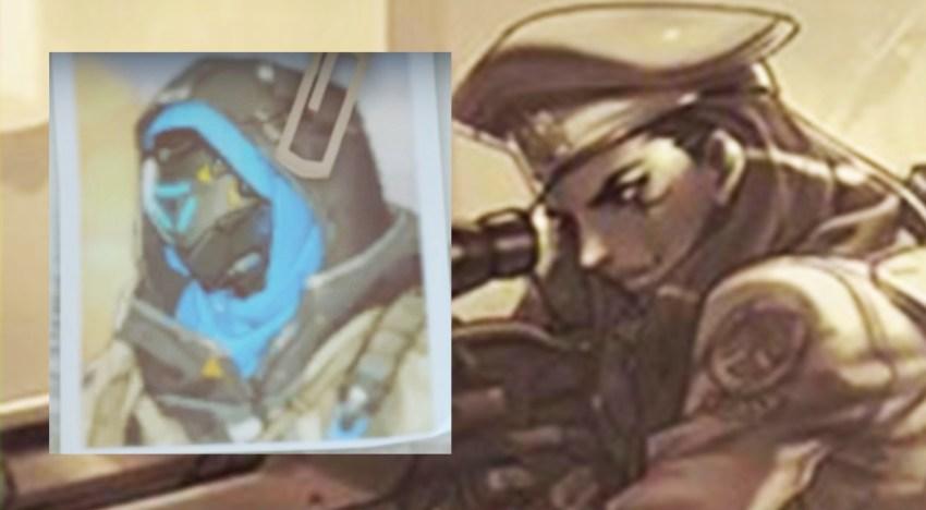 تلميح Blizzard لاول تفاصيل شخصية جديدة للعبة Overwatch