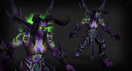 فيديو استعراض الـDemon Hunter في اضافة World of Warcraft Legion