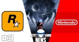 الحلقة 31 من EGN – مشاريع Rockstar الجديدة, عروض Quakecon 2016 و مواصفات Nintendo NX