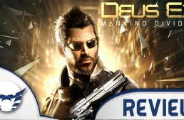 مراجعة Deus Ex Mankind Divided