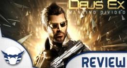 مراجعة Deus Ex Mankind Divided