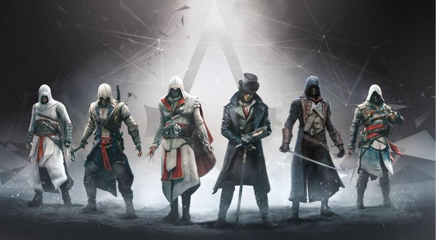 العاب Ubisoft بداية من Assassin's Creed الجديدة هتكون غير معتمدة علي الخطية في عرض القصة او عالم اللعبة