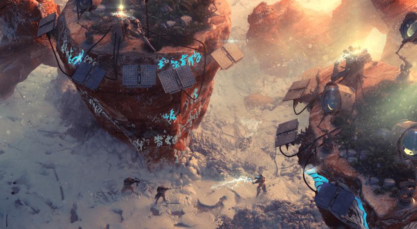 الاعلان عن الجزء الثالث من لعبة Wasteland