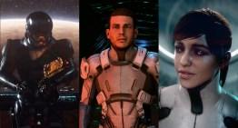 اعلان Mass Effect Andromeda اعلن عن شخصية جديدة سراً