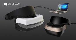 اعلان Microsoft عن تعاونهم مع اكتر من شركة لانتاج نظارات virtual reality