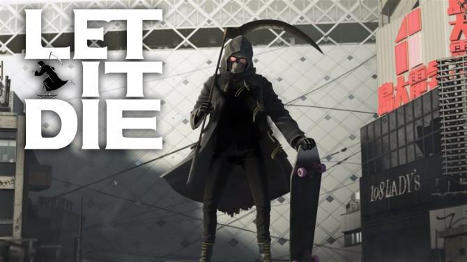 فيديو يوميات تطوير جديد للعبة Let it Die الحصرية للـPlaystation 4