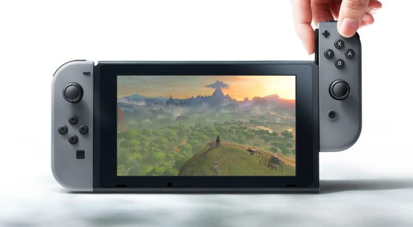 تقرير: شاشة Nintendo Switch هتدعم Multi-touch و حجمها 6.2 inch
