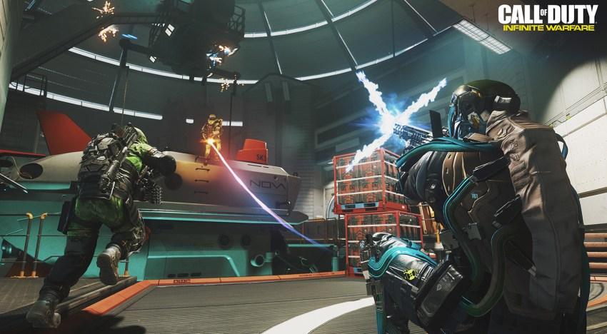 عرض جديد لشرح فكرة الـCombat Rigs في Call of Duty: Infinite Warfare