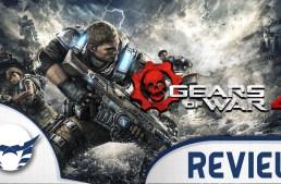 مراجعة Gears of War 4