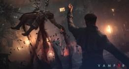صور جديد مبهرة و دموية من لعبة Vampyr