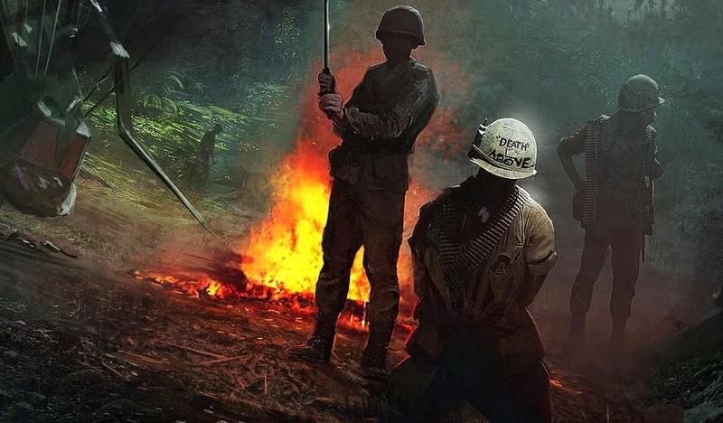 اشاعة: من المحتمل ان Call of Duty 2017 تكون احداثها في حرب فيتنام