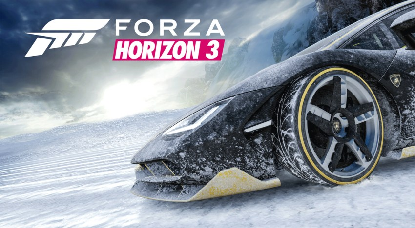 تقديم المناطق الثلجية في الاضافة الجديدة لـForza Horizon 3