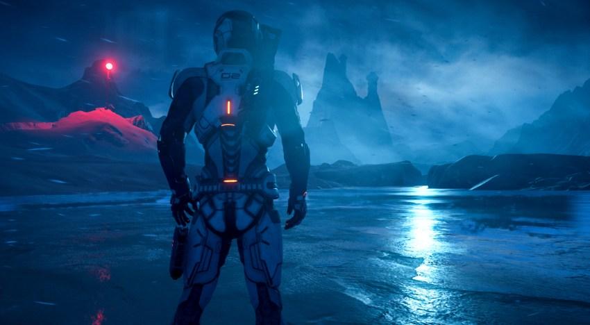 صور و معلومات جديدة عن اول كائنات فضائية جديدة في Mass Effect Andromeda و هما الـKett