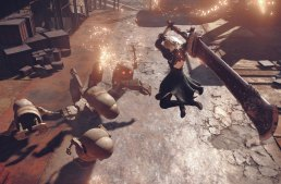 مخرج NieR Automata يصرح بأن اللعبة في الاساس كانت موجهة للـPC
