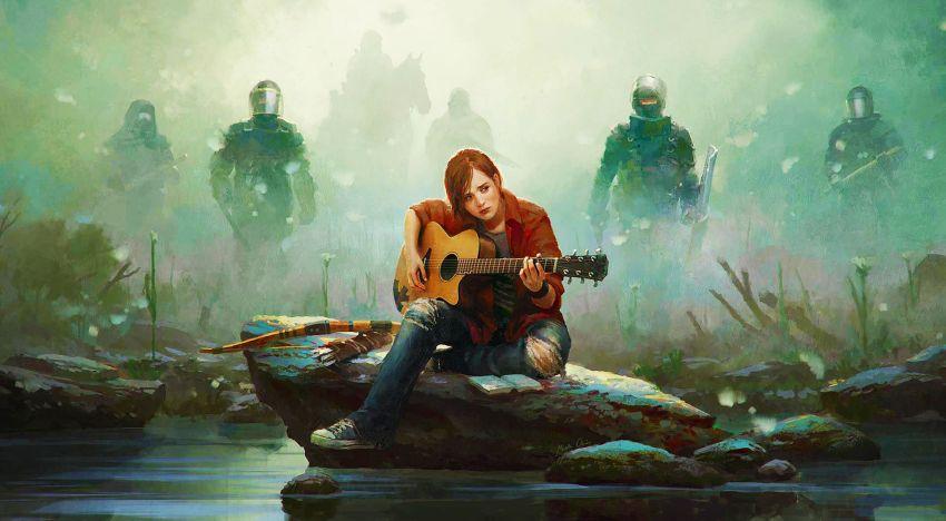 الكشف عن The Last of Us 2 ممكن يبقى قريب جدا
