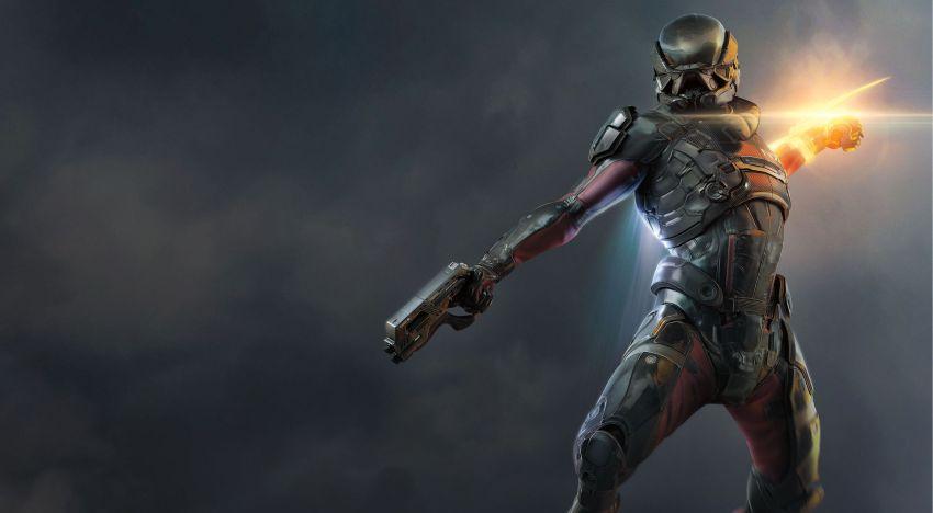 Mass Effect Andromeda لن تسمح للـ لاعبين بـ استكشاف مجرة اللعبة بالكامل