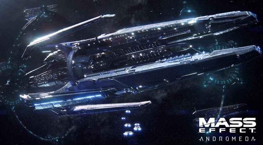 فيديو جديد للعبة Mass Effect: Andromeda بيأكد حدوثها بعد 600 سنة