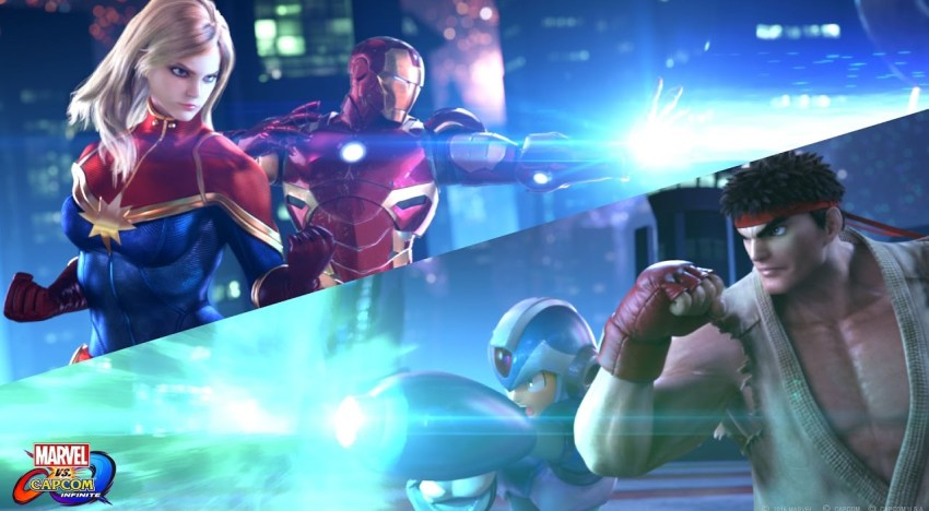 الكشف عن Marvel vs Capcom: Infinite خلال PlayStation Experience 2016