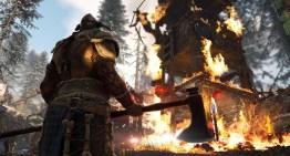 تسريب جديد لشخصية جديدة متوقع اصدارها في الفترة القادمة للعبة For Honor