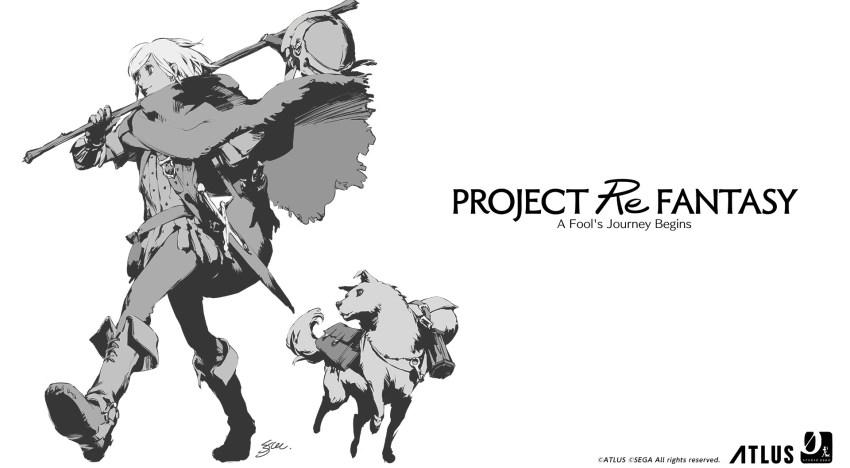 اول التفاصيل عن مشروع لعبة Re Fantasy من مطوري سلسلة Persona