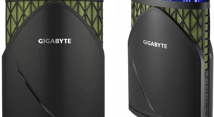 شركة Gigabyte تكشف عن عائلة Brix جديدة خاصة بالـGaming