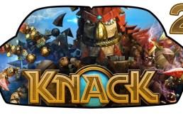الكشف عن Knack 2 خلال PlayStation Experience