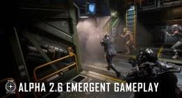 فيديو جيمبلاي جديد للعبة Star Citizen لتوضيح مميزات و اضافات النسخة 2.6 من الـAlpha