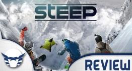 مراجعة لعبة Steep