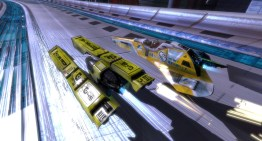 الاعلان عن Wipeout Omega Collection