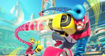 الكشف عن موعد اصدار حصرية Nintendo Switch القادمة ARMS