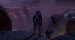 عرض جديد لجيمبلاي لعبة Mass Effect Andromeda من ندوة Nvidia في معرض CES 2017
