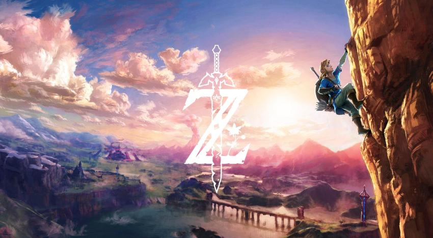 التأكيد علي ان The Legend of Zelda: Breath of the Wild لعبة اصدار للـNintendo Switch
