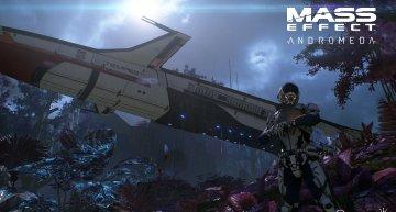 اشاعة – Mass Effect Andromeda هتحصل على مستوي جرافيكس في دقة 1080p علي الـPlaystation 4 Pro