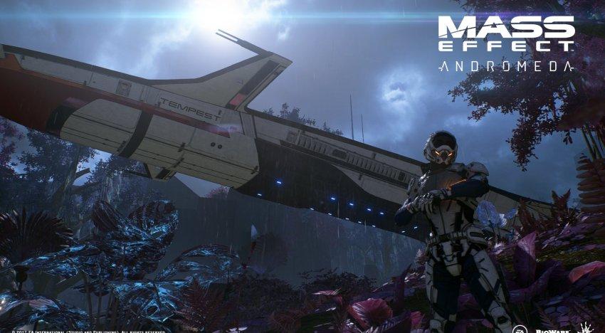 فيديو جديد عن الكواكب القابلة لمعيشة البشر في لعبة Mass Effect Andromeda