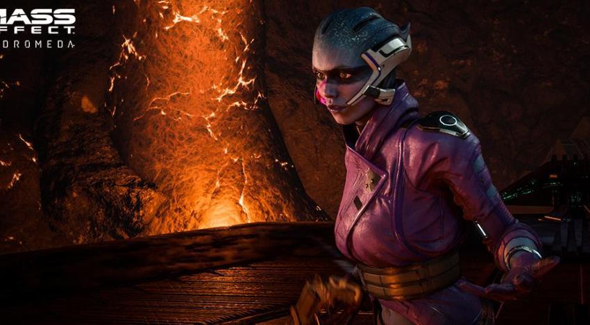 عدم وجود اي خطة لتحسين مستوي وجوه الشخصيات في Mass Effect: Andromeda يوم اصدارها